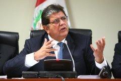 (AUDIO) Declaración reservada de Alan García fue difundida por el Congreso