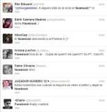 Facebook sufre caída y usuarios se quejan en Twitter