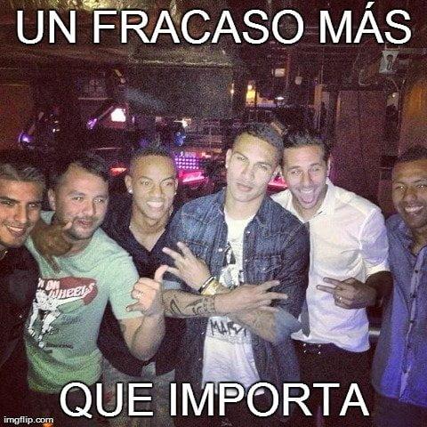 """Salen """"memes"""" de la juerga de Pizarro, Vargas y Guerrero"""