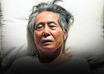 Foto PJ / Alberto Fujimori sufrió dos infartos cerebrales pero está consciente