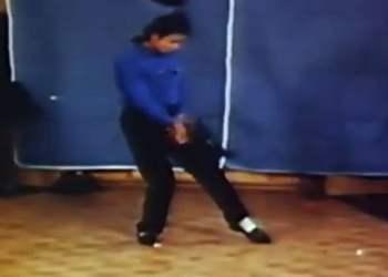 Video inédito de Michael Jackson a cuatro años de su muerte