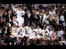 Al igual que el año pasado, Miami Heat se coronó nuevamente campeón de la NBA en este año 2013.