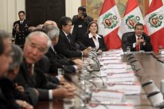 En julio habría fallo en la Haya informó Humala a voceros políticos