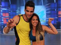 Esto es Guerra: Guty Carrera y Melissa Loza protagonizan accidente vehicular