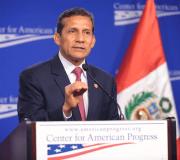 """Ollanta Humala: """"No es política del Estado Peruano hacer espionaje"""""""