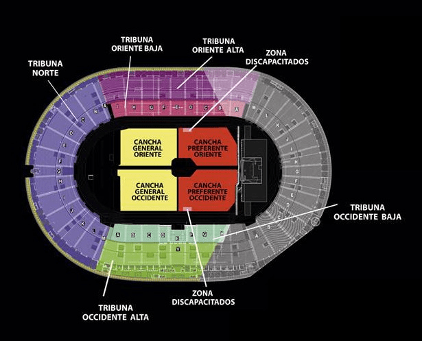 One Direction en Perú: Precios de las entradas y zonas de esperado concierto