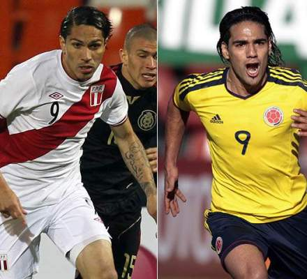 En Vivo: Perú vs Colombia, por las eliminatorias a Brasil 2014