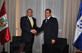 Empresarios peruanos y hondureños crearon un Consejo en común para facilitar el intercambio comercial.