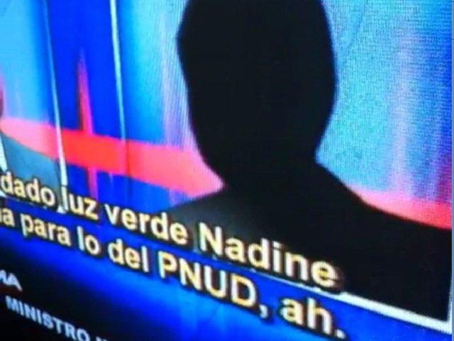 """Audio de Cateriano revela que Nadine Heredia da """"luz verde"""" en el gobierno"""