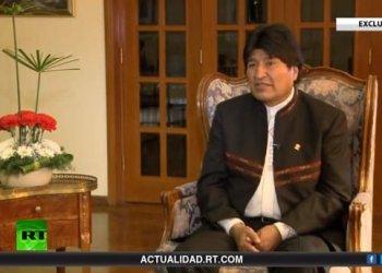 Evo Morales: Si Martín Belaunde ingresó ilegalmente debe ser capturado