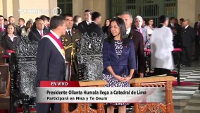 En Vivo: Ollanta Humala participa de las actividades por las Fiestas Patrias 2013