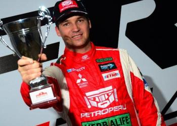 Nicolás Fuchs alcanza Campeonato Mundial de Rally 2013