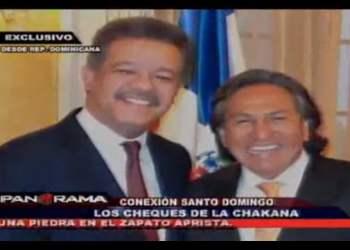 Perú Posible y Toledo recibieron dinero de político implicado en lavado de activos