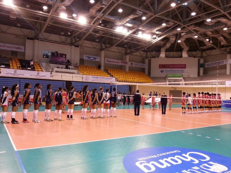 En Vivo: Perú vs China Taipéi por el Mundial de Voley Sub 18