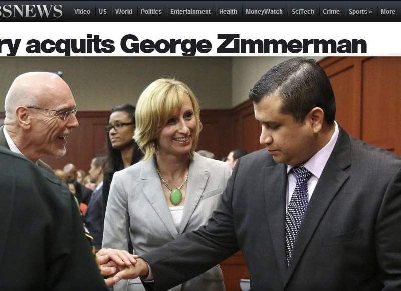 Video / Peruano Zimmerman absuelto por cargos de asesinato contra Trayvon Martin