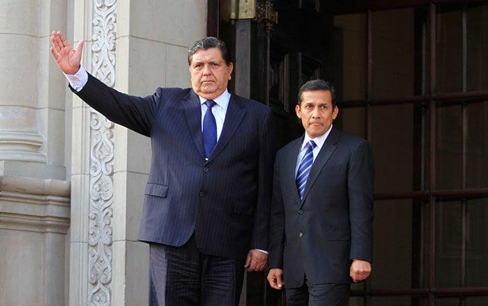 Alan García se ablanda y da luz verde a diálogo con Jiménez