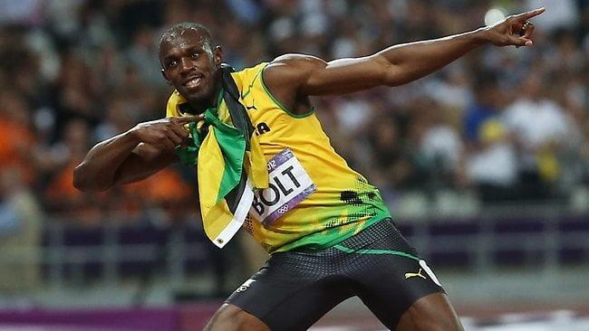 Usain Bolt se constituyó en leyenda tras convertirse en el atleta más ganador en la historia de los mundiales.