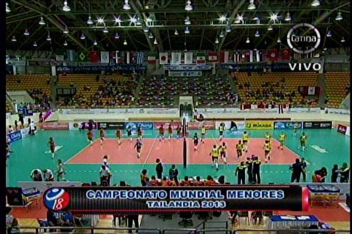 Vóley en Vivo: Perú enfrenta a Brasil por la medalla de Bronce