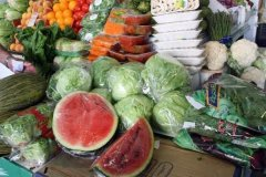 Las frutas y hortalizas frescas nacionales tienen gran potencial en el mercado internacional.