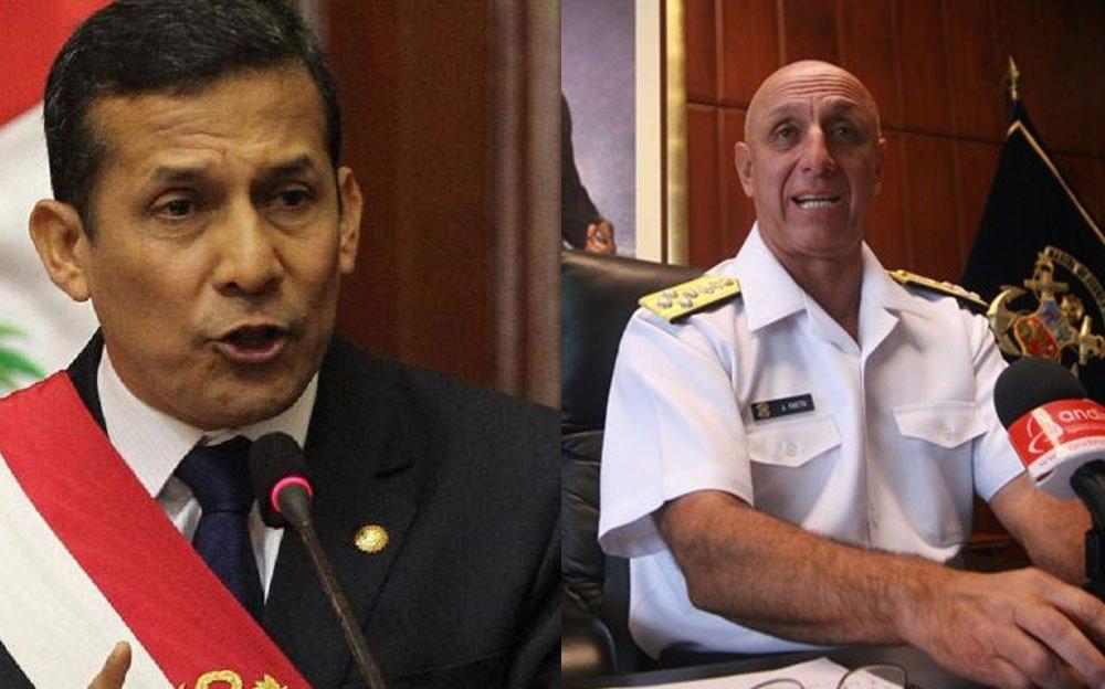 (Video) Humala y FF.AA. se contradicen por brigada