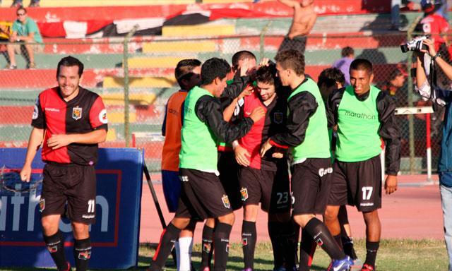 Luchó pero no le alcanzó. Melgar no pudo revertir el marcador global ante Deportivo Pasto y quedó eliminado del torneo continental.