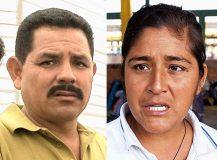 Detienen a ex esposo de Nancy Obregón, Fabio Chávez en Tocache