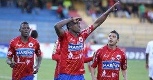 Deportivo Pasto superó con facilidad al FBC Melgar en la ida de la Copa Sudamericana.