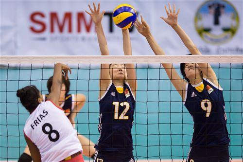 Perú no pudo finalmente ante China. Mañana irán por la medalla de bronce ante Brasil.