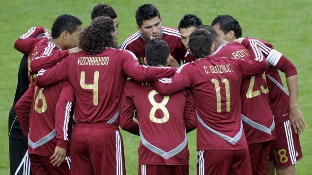 Venezuela enfrentará a Perú el 6 de septiembre en Puerto La Cruz. por clasificatorias al Mundial FIFA Brasil 2014.