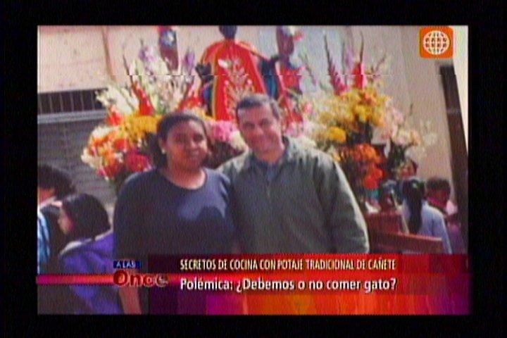(Video) El presidente Ollanta Humala comió gato en Cañete revela cocinero
