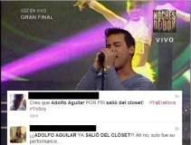 #FinalYoSoy: Cibernautas baten a Adolfo Aguilar por imitar a Ricky Martin