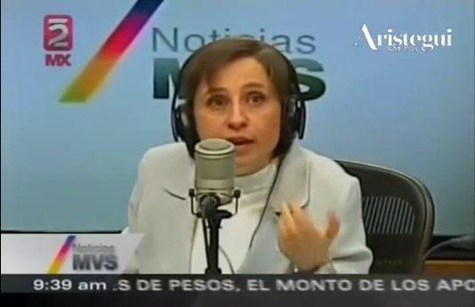Aristegui rechaza reto de Laura Bozzo y ratifica que peruana armó show