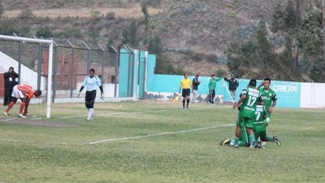 El club Los Caimanes de Puerto Eten ganó de visita y se consolidaron una fecha más como los punteros en el ascenso.