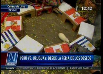 (Video) Perú vs Uruguay: El Cuy Claudio apuesta por la celeste