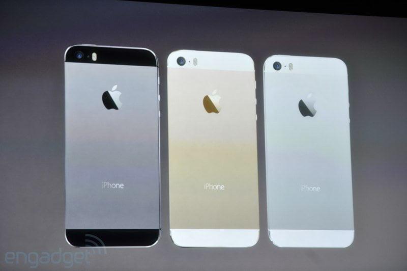 EN VIVO: Apple presenta el iPhone 5C y el iPhone 5S