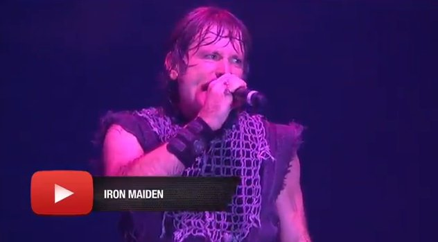 EN VIVO: Iron Maiden en el Festival Rock in Rio 2013