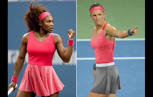 Tal como sucedió el año pasado, Serena Williams y Victoria Azarenka volverán a disputar la final del Abierto de Estados Unidos.