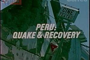 Video inédito del terremoto de Áncash en 1970: Huaraz, Yungay y Caraz