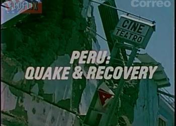 Video inédito: Huaraz horas después del terremoto de 1970