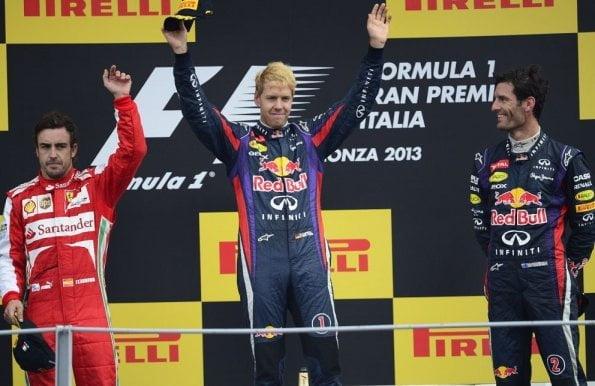 Sebastian Vettel se enrumba hacia su cuarto título mundial.