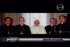 """Cipriani a obispo que no reconoce a hija: """"Afronte sus debilidades con hombría"""""""