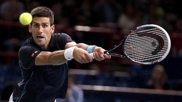 Novak Djokovic se enfrentará a Wawrinka por el pase a las semifinales del último Masters 1000 del año.