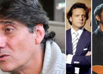 Acorralados: Alejandro Sanz, Guillermo Dávila y Luis Miguel, tuvieron que reconocer a hijos