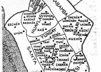 Chinos descubrieron América y llegaron a Perú según mapa y libro