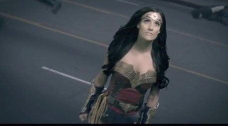 Mira el trailer de La Mujer Maravilla creado por fans de la superheroína