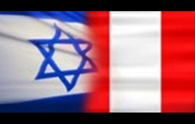 Las negociaciones de un acuerdo comercial entre Israel y Perú se iniciarían el próximo año.