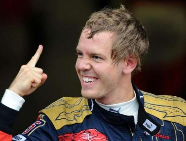 Sebastian Vettel ganó en India y celebró su cuarto campeonato de Fórmula 1.