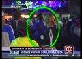 Yasmy Marquina baila con Chacalón Jr en Comas y olvida a 'Gringasho'