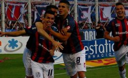 San Lorenzo obtuvo un buen punto al levantar dos goles en contra. Al final continúa como líder en el campeonato argentino.