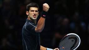 Djokovic capitalizó errores de Wawrinka para llegar nuevamente a la final del Torneo de Maestros.